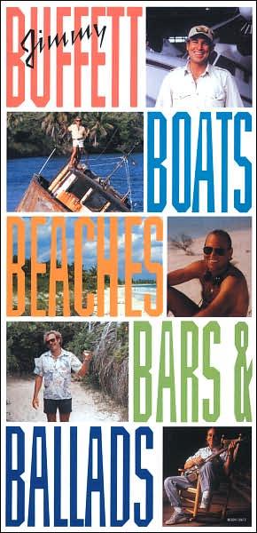 BOATS BEACHES BARS & BALLADS BY BUFFETT,JIMMY (CD)