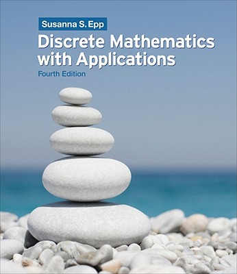 Discrete Mathematics With Applications By Epp, Susanna S.